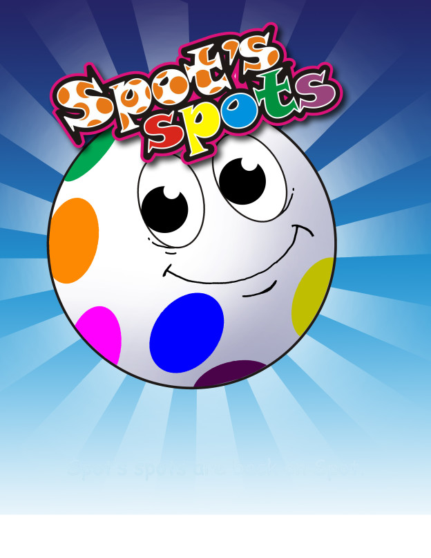 Spot's Spots Page (00) (Cover)