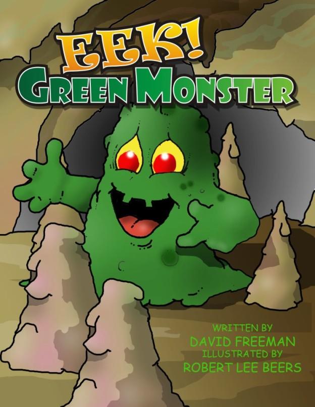 eek-green-monster